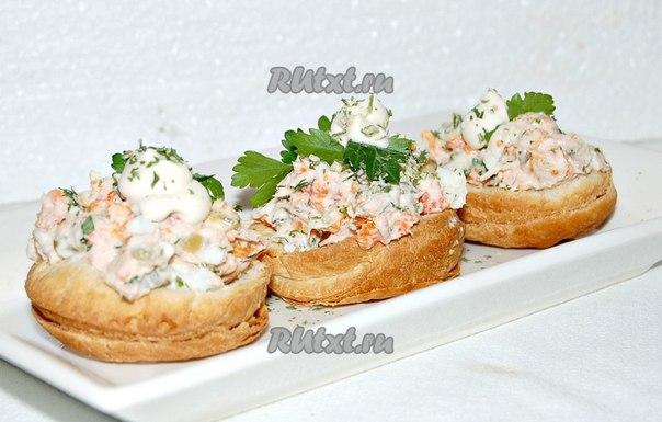 Булочки для салатов